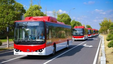 Photo of BYD de China conduce más a Chile con 100 autobuses eléctricos