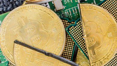 Photo of Bitcoin se hunde a un mínimo de un año