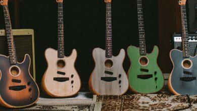 Fender & # 039; s & # 039; Acoustasonic & # 039; Es una verdadera guitarra híbrida acústico-eléctrica