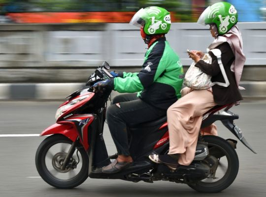 Go-Jek extiende el servicio de viaje en automóvil al resto de Singapur - TechCrunch