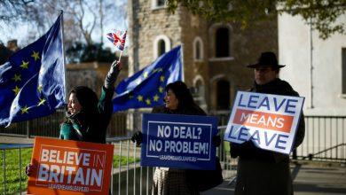 Gobierno británico niega intención de retrasar Brexit