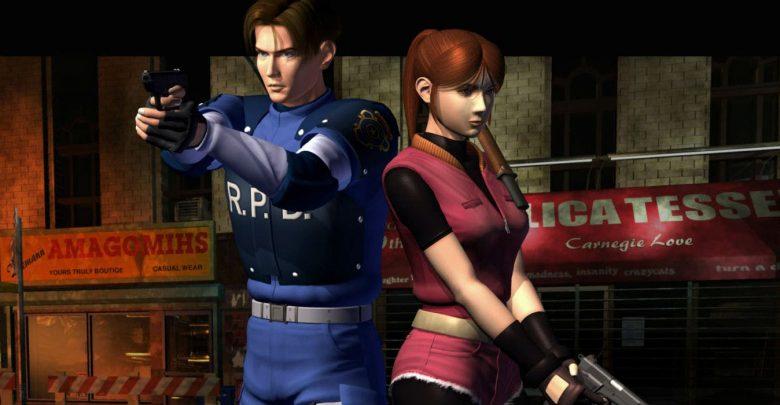 Resident Evil 2 Ser un juego de dos discos era en realidad