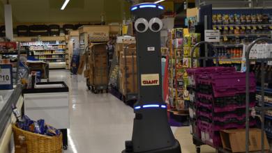 Photo of Robots de ojos saltones están llegando a cientos de tiendas de comestibles