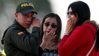 Son 10 los muertos por atentado en Bogotá
