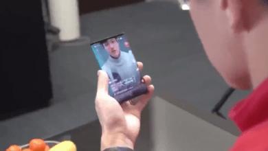 Photo of Xiaomi se burla de un teléfono inteligente con doble plegado … tríptico digital ohhai!