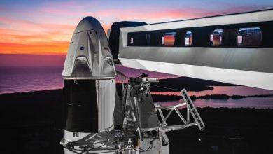 Photo of El Crew Dragon de SpaceX hace su primer lanzamiento orbital esta noche