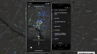 Hypertrending de Foursquare te ayuda a espiar los mejores acontecimientos locales
