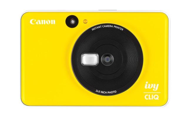 Canon adquiere Fuji con nuevas cámaras CLIQ de impresión instantánea