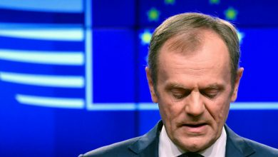 Consejo Europeo apoyaría prórroga de tres meses para el Brexit