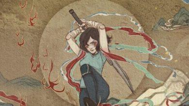 Photo of Echa un vistazo a estos carteles chinos épicos 'Alita: Ángel de batalla'