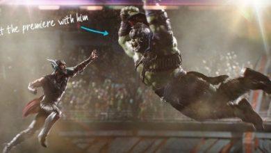 Photo of La estrella de los 'Avengers' Mark Ruffalo roba el martillo Thor de Chris Hemsworth y ofrece la oportunidad de asistir al estreno de 'Endgame'