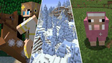 Photo of Minecraft: 20 cosas ocultas que solo los verdaderos fanáticos saben cómo encontrar