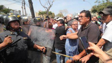 Photo of Féretro con restos de Alan García es trasladado a Lima