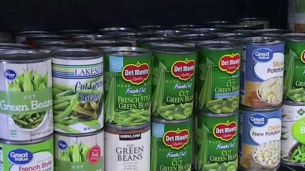 Banco de comida quiere combatir el hambre