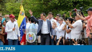 Photo of Guaidó alude al apoyo militar y anticipa contactos con el Comando Sur de EE UU