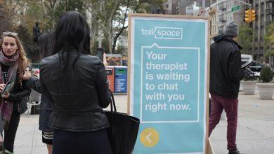 Talkspace recoge $ 50 millones Serie D