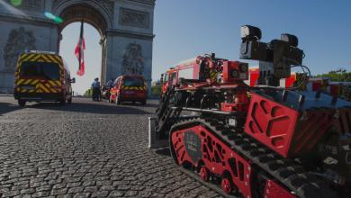 Photo of Conoce al bombero robot que luchó contra Notre Dame Blaze
