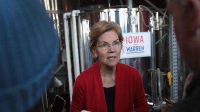 Elizabeth Warren llama a Break Up Amazon, Facebook y Google