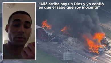 Photo of Rompe el silencio hispano acusado de mortal choque