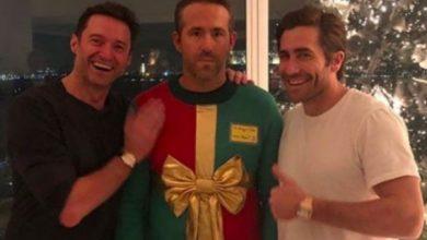 Photo of Jake Gyllenhaal tiene una refutación hilarante al post del día de los mejores amigos de Ryan Reynolds