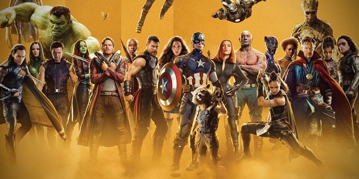 Personajes en la cronología de Marvel