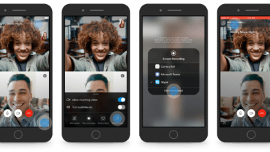 Skype lanza públicamente el uso compartido de pantallas en iOS y Android