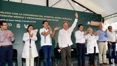 Photo of AMLO confirma ampliación de carretera Pachuca-Huejutla