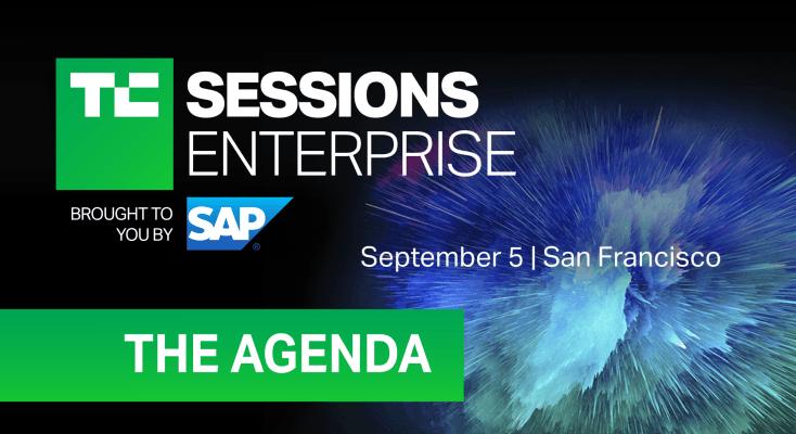 Anunciando la agenda de TC Sessions: Enterprise | San francisco, 5 de septiembre