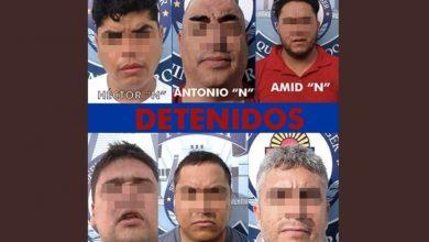Photo of Detienen a presuntos miembros del cártel de Sinaloa que aparecieron en documental