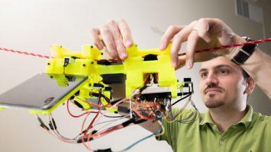 Photo of Esta pereza robótica es deliberadamente lenta