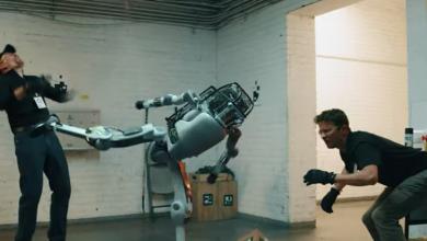 Photo of Este video de un robot golpeando a los humanos es extremadamente satisfactorio