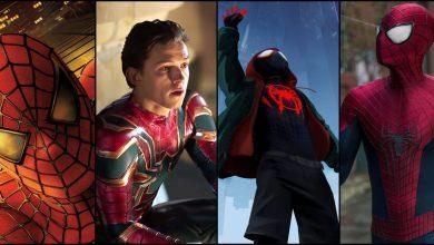 Photo of Las 8 películas de Spider-Man clasificadas (incluso lejos de casa)