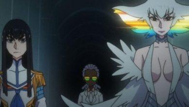 Photo of Mata a Satsuki y Ragyo Kiryuin de Kill la Kill en este colorido cosplay
