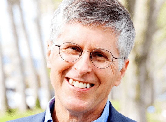 Patrick Brown, el director ejecutivo de Impossible Foods, viene a interrumpir