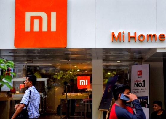 Xiaomi lidera el mercado indio de teléfonos inteligentes por octavo trimestre consecutivo
