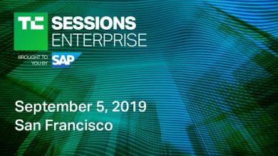 Photo of Cada boleto de TC Sessions: Enterprise 2019 incluye un pase gratuito para Disrupt SF