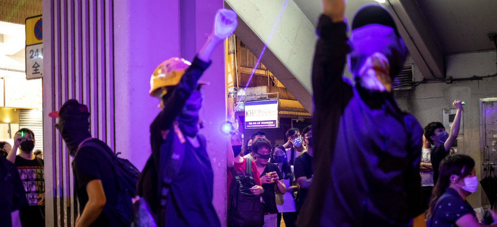 Policía de Hong Kong prohíbe protesta para evitar que violencia regrese a la calle 2