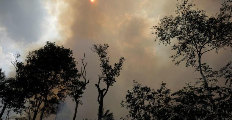 Bolsonaro prohíbe uso de fuego por dos meses en Brasil