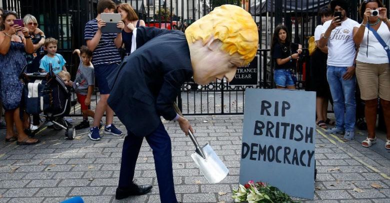 Boris Johnson anuncia que intensificará las negociaciones con la UE por el Brexit