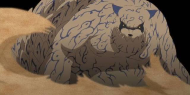 Boruto revela una nueva trama contra Shukaku 1