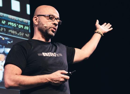 El ex miembro de Google X ecec Mo Gawdat quiere reinventar el consumismo