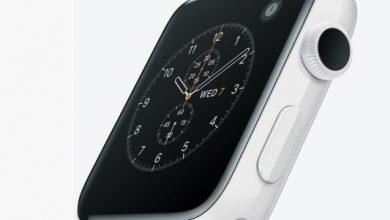 El próximo Apple Watch podría incluir nuevos modelos de cerámica y titanio.