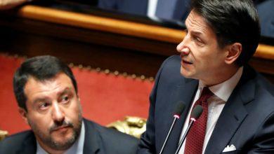 El primer ministro italiano anuncia su dimisión en medio de la crisis de gobierno
