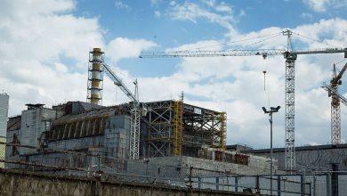 El sarcófago histórico de Chernobyl será desmantelado