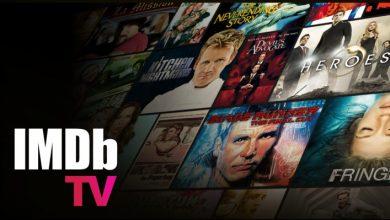 Photo of El servicio de transmisión gratuita de Amazon IMDb TV llega a dispositivos móviles