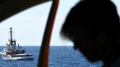 Fiscalía italiana ordena desembarco de migrantes y la incautación del Open Arms