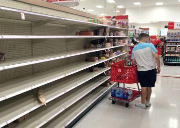 Florida y Georgia se preparan ya para la llegada del huracán Dorian en unos días 2