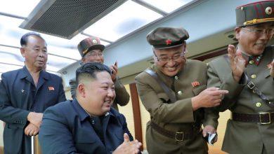 Kim Jong Un supervisó ensayo de nueva arma norcoreana