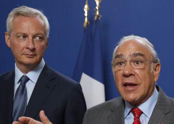 La OCDE confía en que habrá una 'tasa Google' el primer semestre de 2020 2