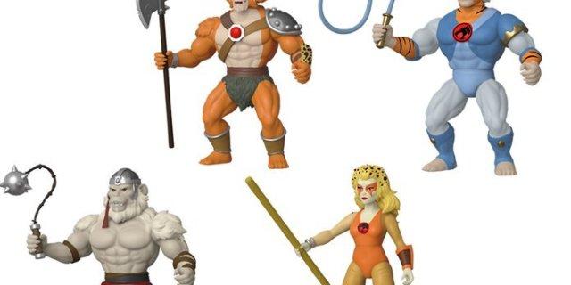 Las figuras de Funko's Savage World ThunderCats Wave 2 están en vivo 1